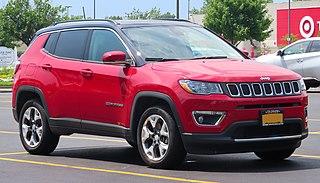Jeep Compass Entry level C segment crossover SUV