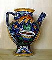 2123 - Taormina - Badia Vecchia - Vaso barocco da farmacia - Foto Giovanni Dall'Orto, 20-May-2008.jpg