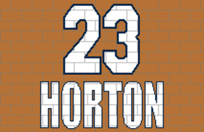 Willie Horton (baseball) - Image: 23 DET