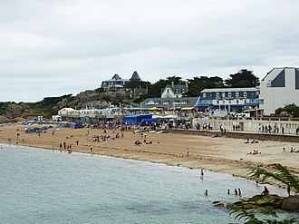 Trégastel - Trégastel beach