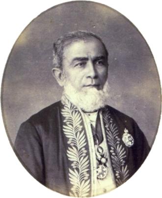 João Lustosa da Cunha Paranaguá, Marquis of Paranaguá - Image: 2nd Marquis of Paranagua 1885b
