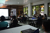 2nd Waray Wikipedia Edit-a-thon 06.JPG