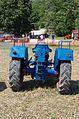 3ème Salon des tracteurs anciens - Moulin de Chiblins - 18082013 - Tracteur Ford Dexta - arrière.jpg
