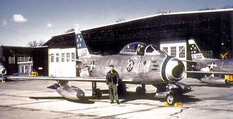 329th Armament Systems Group - 330th Fighter-Interceptor Squadron F-86 Sabre