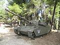 37th Armored Brigade memorial in upper galilee.JPG