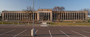 National Register of Historic Places listings in Ramsey County, Minnesota - Image: 3M Administration Building