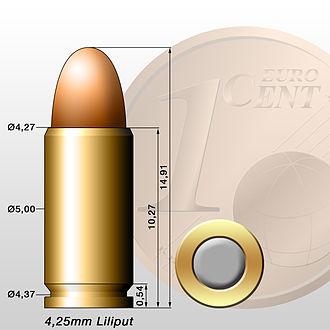 4.25mm Liliput - Image: 4.25 liliput