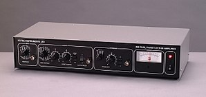 Lock-in amplifier - Analogue lock-in amplifier from Scitec Instruments