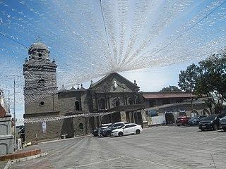 Immaculate Conception Parish Church (Santa Maria) Church in Bulacan, Philippines