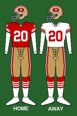 1989 San Francisco 49ers season - Image: 49ers 89 90