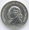 5 Mark DDR 1978 - 175. Todestag von Friedrich Gottlieb Klopstock - Bildseite.JPG