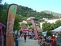 6666 Occitane- Sainte-Mouflon- arrivée Roquebrun.jpg