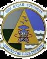 692d Radar Squadron - Emblem.png