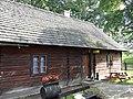 709517 podkarpackie gm Przeworsk Przeworsk skansen dom Sowińskich z kuźnią 3.JPG