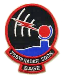 755th Aircraft Control and Warning Squadron