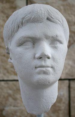 8091 - Roma - Ara Pacis - Lucio Cesare - Foto Giovanni Dall'Orto - 28-Mar-2008.jpg