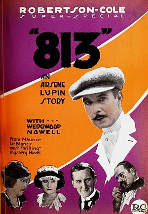 813 (film) - Advertisement