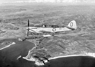 825 Naval Air Squadron - Image: 825 Squadron Fairey Firefly