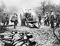 8 inch Mk V howitzer Aveluy September 1916 IWM Q 1282.jpg