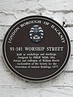 91 101 worship street (lb hackney)