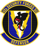 92 Security Forces Sq emblem.png