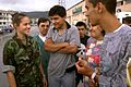 990825-N-3443B-002 - PO3 Rebecca Vanderburg speaks with earthquake survivors in Turkey.jpg