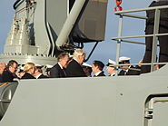 9 Arrival of Thor - Icelandic Coast Guard 2011-10-27 Reykjavik
