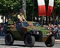 9th Light Armoured Marine Brigade Bastille Day 2013 Paris t113957.jpg