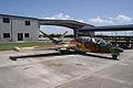 Aérospatiale Fouga CM.170-1 Magister RFrontSide KAM 11Aug2010 (14797398837).jpg