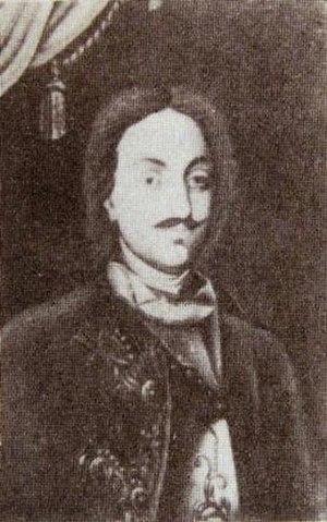 Prince Alexander of Kartli (1726–1791) - Alexander by Aleksey Antropov