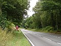 A470 road near Llanbrynmair - geograph.org.uk - 217783.jpg