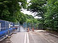 A6102 - Road Closed, near Oughtibridge - geograph.org.uk - 863753.jpg