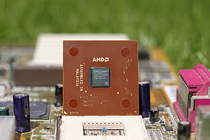 AMD Athlon XP 1700+ processor
