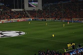 GSP Stadium - Uefa Champions League (APOEL vs Real Madrid) in GSP