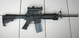 Federal Ministerial Police - AR-15A3 Tactical Carbine