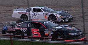 ASA Late Model Series - 2008 cars