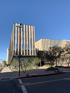 one of the professional graduate schools at Arizona State University