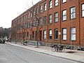 A big old brick building on the east side of Ontario Street -g.jpg