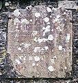 A gravestone in St. Michael's churchyard, Brentor (50173993308).jpg