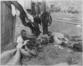 A group of wounded Filipinos. Greely Collection, ca. 1899 - NARA - 524391.tif