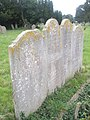 A guided tour of Broadwater ^ Worthing Cemetery (86) - geograph.org.uk - 2344025.jpg