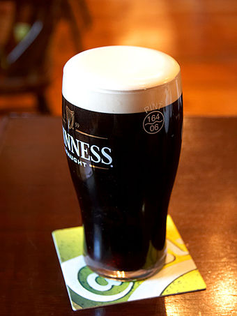 A pint of Guinness A pint of Guinness.jpg