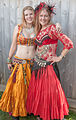 A professional belly dancer and her mother (8008076087).jpg
