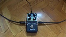 Fichier:A quick demo - Nux Tape Core Deluxe Delay Pedal.ogv