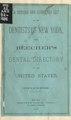 A revised and corrected list of the dentists of New York - from Beecher's dental directory of the United States (IA 0002767.nlm.nih.gov).pdf