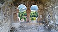A window of Jajce fortress.jpg