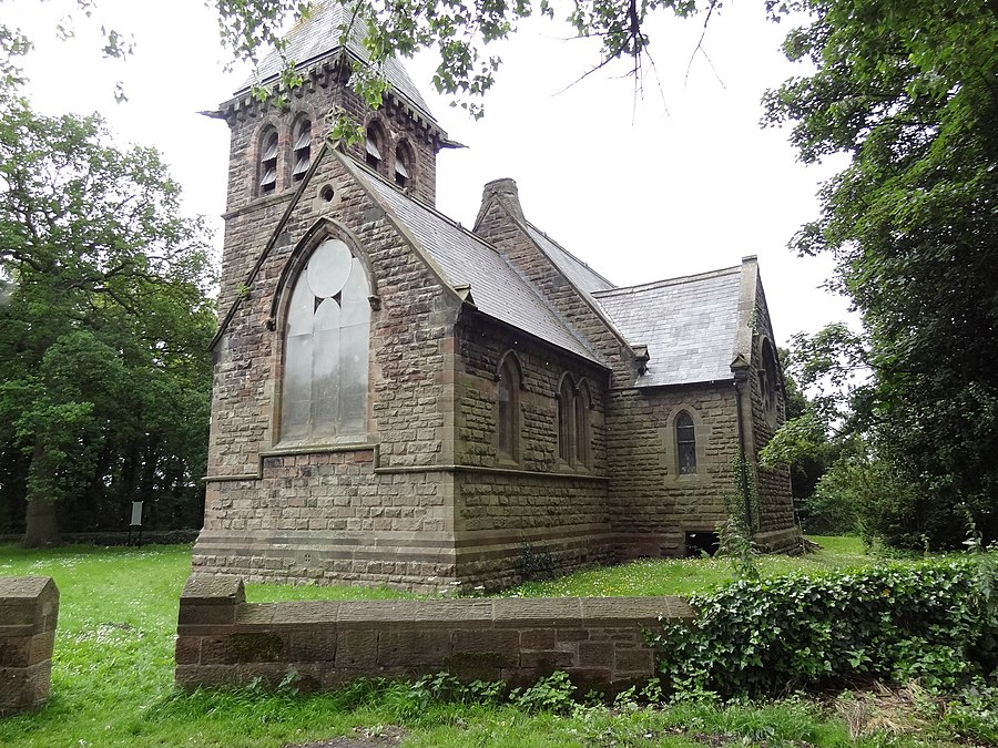 St Bartholomew's Church, Sealand