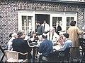 Aan het gebak en de koffie boerderij Douvenhof - Unknown - 20486789 - RCE.jpg