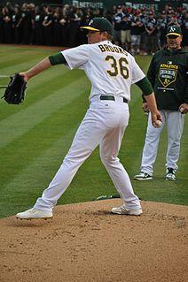 Aaron Brooks (baseball) American baseball player