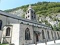 Abbatiale Saint-Maurice d'Agaune, vue de l'ouest.jpg
